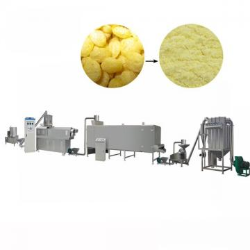 Healthy Nutrition Powder Pet Food Production Line Breakfast Porridge Twin Screw