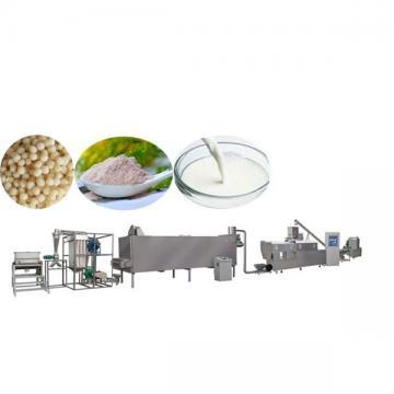 Nutritional Instant Maize Porridge Baby Powder Food Making Machine