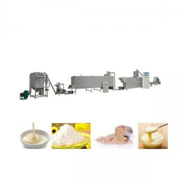 Popular High Standard Infant Nutritional Cereal Porridge Powder Machine Baby Food Production Line