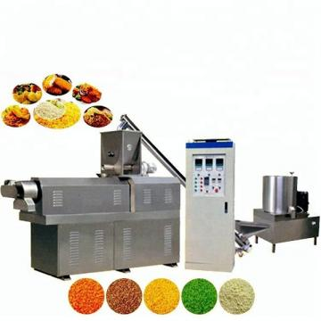 Automatic Bread Crumbs Extrusion Machine