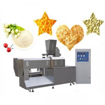 Bread crumb process line double-screw extrusion machine Weight