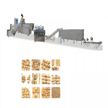 Automatic Bread Bar Soap Mushroom Packaging Machine Date Maker Extrusion Filling Date Bar Making Machine