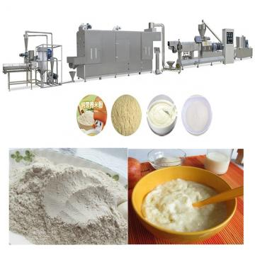 Made in China European technology nutritional baby rice powder food inflating extrusion machine / production line