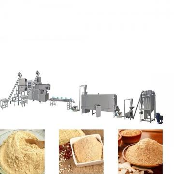 Big Capacity Nutritional Instant Maize Porridge Baby Powder Food Making Machine