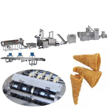 Fried Corn Maize Snack Chips Bugles Doritos Hot Fries Food Production Line Making Machine