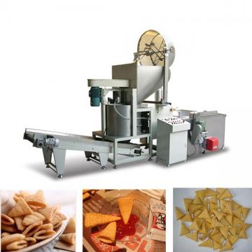 Continuous Fryer Bugle Chips Doritos Corn Chips Making Machine