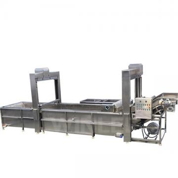 Low Temperature and High Humidity Bulk Meat Processing and Thawing Machine