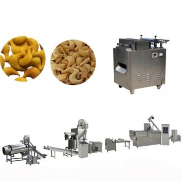 Automatic Pasta Snack Food Extruder 2d 3d Papad Pellets Fryums Making Machine