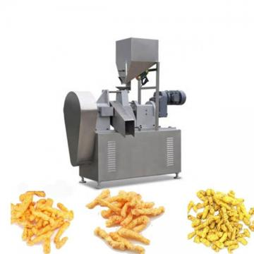 Extruded 3D Pellet Snacks Food Making Machine