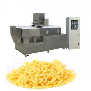 Hot Sale Extruded China Food Machinery for Fried Crispy Bugles 3D Pellet Snacks Machine