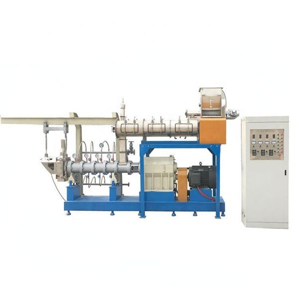 Small poultry feed pellet making machine/animal feed pellet machine production line/floating fish feed pellet mill #3 image