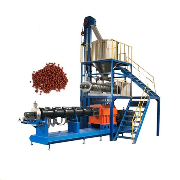 Small poultry feed pellet making machine/animal feed pellet machine production line/floating fish feed pellet mill #1 image