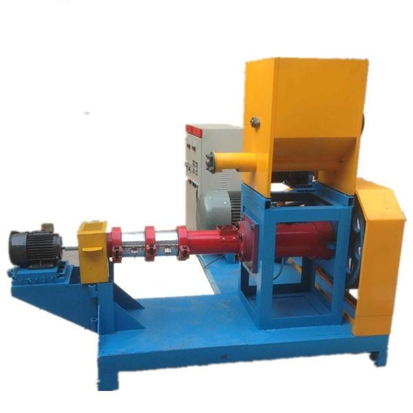 Small poultry feed pellet making machine/animal feed pellet machine production line/floating fish feed pellet mill #2 image